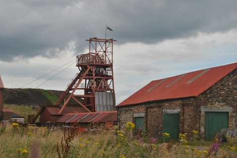 Wales' National Coal Museum