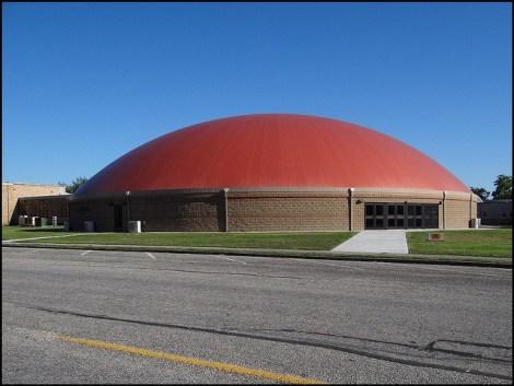 Eagle Dome in Woodsboro, Texas