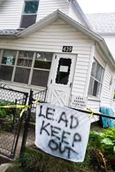 lead house