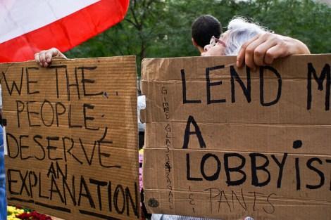 lend me a lobbyist