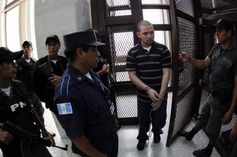 A member of the Zetas is arrested in Guatemala