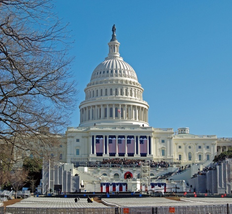 capitol inauguration