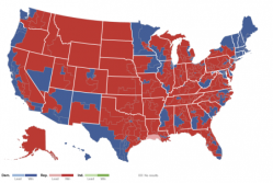 map of house congress elections