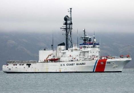 U.S. Coast Guard Cutter Alex Haley
