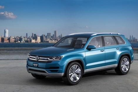 Volkswagen CrossBlue.