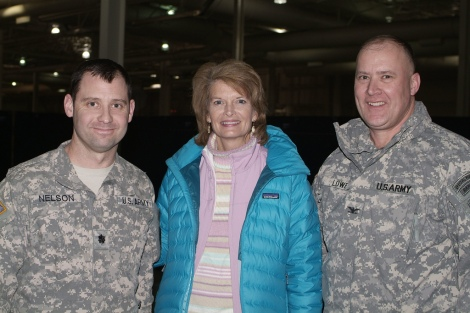 Murkowski is the one who doesn't appear to be only a head floating in space