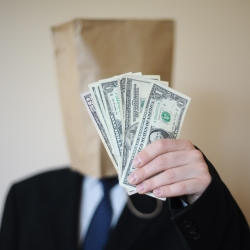 anonymous money