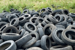 Tires should not be burned for electricity