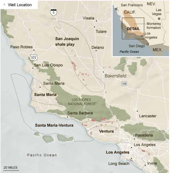 NYT: Monterey Shale