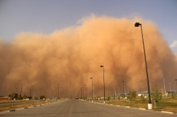 A monstrous dust storm called a haboob sweeps into Phoenix. It only looks like the apocalypse.