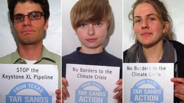 Stop the Keystone pipeline
