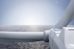 Here comes the offshore wind power