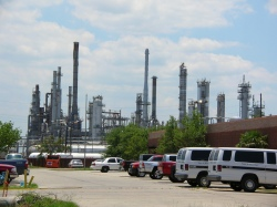 The Chalmette refinery