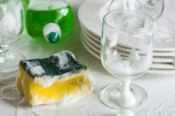 dishes-soap-sponge