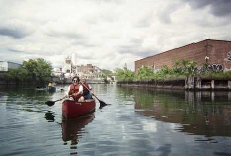 gowanus canoe