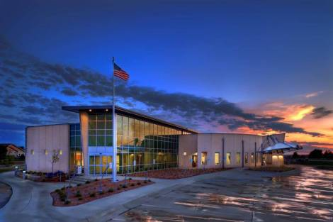 The new Kiowa County Memorial Hospital is certified LEED Platinum