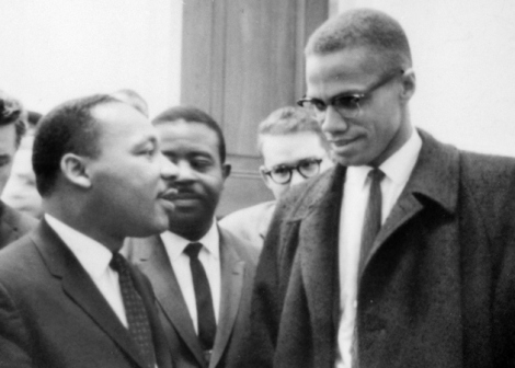 The moderate (MLK Jr.) and the radical (Malcolm X): Who was more effective?