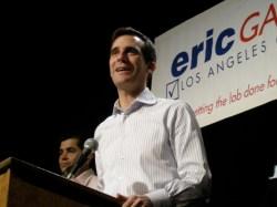 Eric Garcetti.