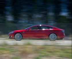 Tesla's sexy Model S