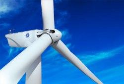 GE's 2.5-120 wind turbine