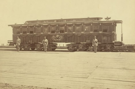 Abraham-Lincoln-Funeral-Train