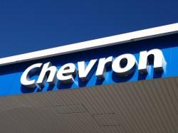 Chevron sign