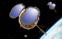 COSMIC satellites. Sequester cuts could see the planned second generation of this weather-monitoring array axed.