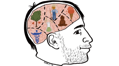 Nate's brain