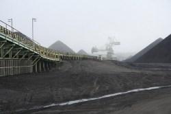 Ridley Coal Terminal.