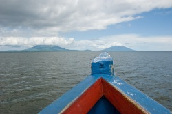 Lago de NIcaragua would become a shipping channel, part of a proposed inter-ocean canal