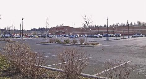 target-parking-lot-oregon