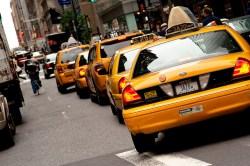 taxi-bike-lane