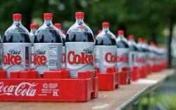Diet cokes