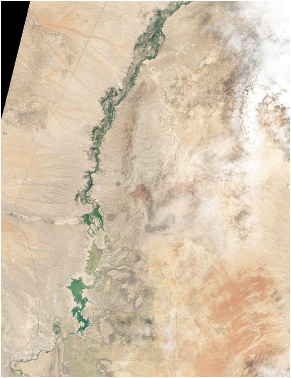 elephant butte reservoir rio grande