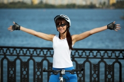 You'll feel mighty accomplished after your first successful city cycling trip.