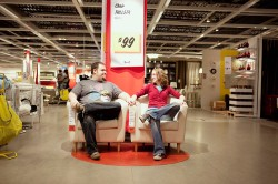 If this relationship can survive a trip to IKEA, it can survive anything.