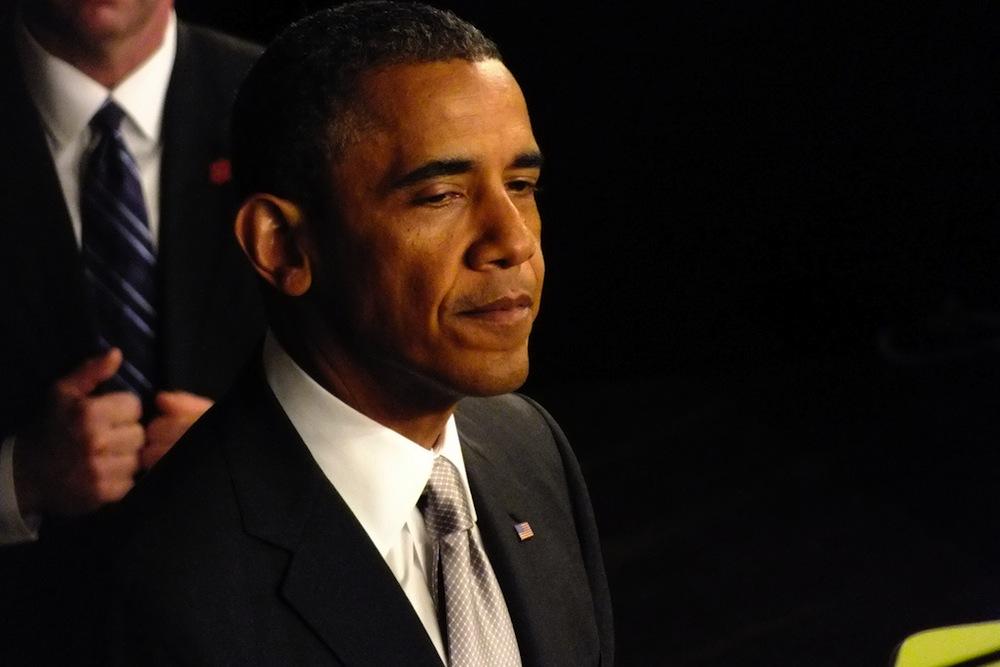 Obama in Cape Town
