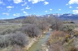 Parachute Creek, Colorado