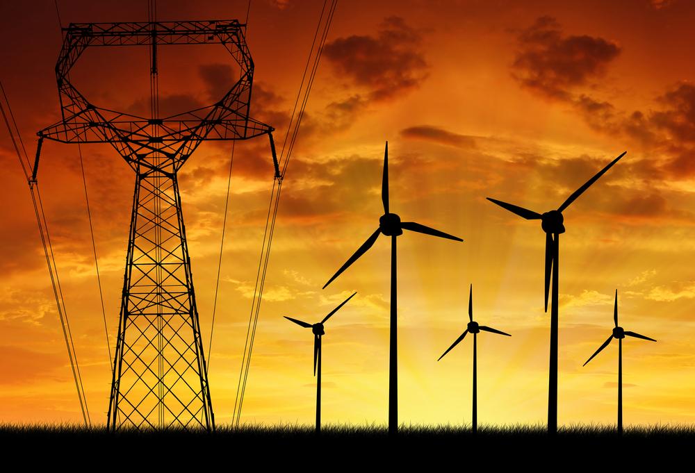 wind transmission lines