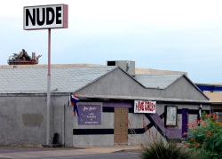 Phoenix strip club