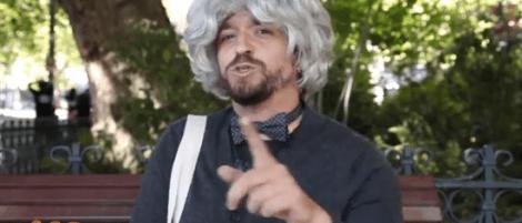 PIST video still ted wig