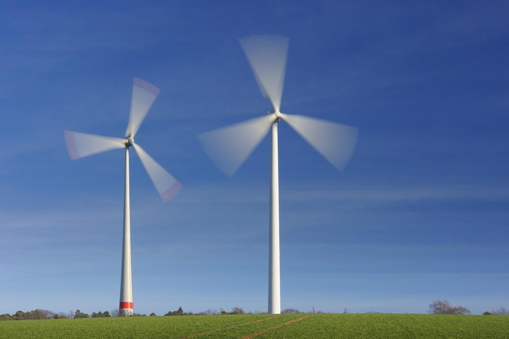 Wind turbines -- made in America