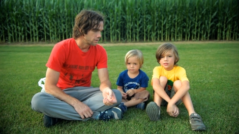 Jeremy Seifert and his ridiculously adorable sons