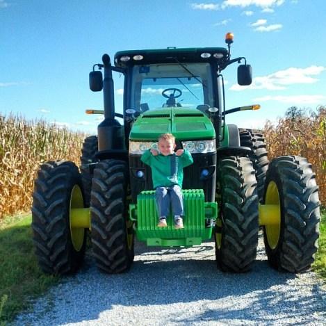 The next generation of Scott farmers