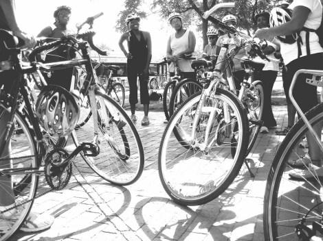 black women bike club
