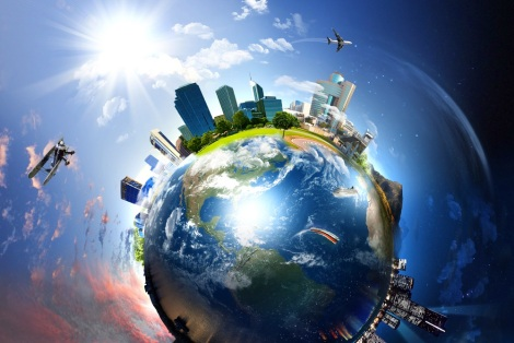 developed-earth