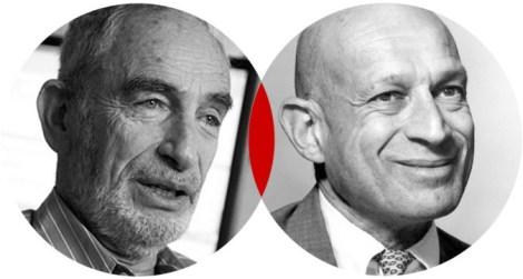 Paul Ehrlich and Julian Simon.