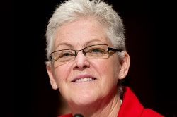 Gina McCarthy, Administrator of the Environmental Protection Agency