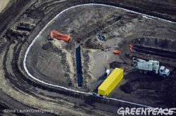 A major oil pipeline spill in North Dakota remained undetected by Tesoro for days