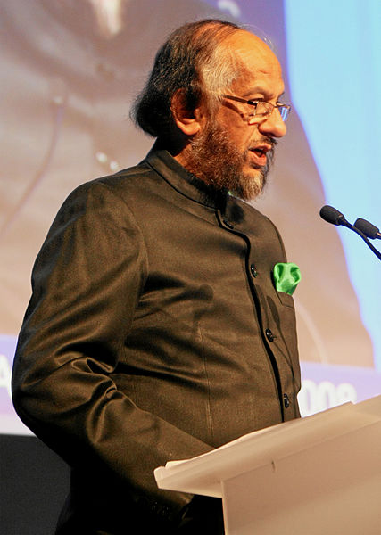 "Rajendra Pachauri, head of the IPCC, accused critics of practicing ""voodoo science"" during the Himalayan glaciers row in early 2010."